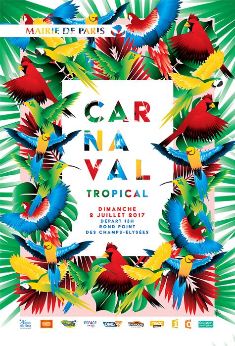 Carnaval tropical de paris - Carnaval tropical de paris 2017 ...